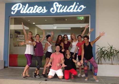 Pilates Sertifikalı Eğitimler